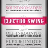 """Swing Night - April 2013 - Sound Nomaden """"Best Electro Swing Act 2012"""""""
