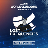 LOST FREQUENCIES - LIVE @World Club Dome Winter Edition 2018 (Last 10 Minutes)