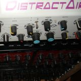 Live set for Distract Air