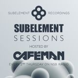 Subelement Session 07 with Cafeman (HU) 2016-03-03