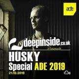 HUSKY is on DEEPINSIDE #04 (Special ADE 2019)