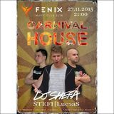 DJ STEFI-CARNIVAL HOUSE SPECIAL MIX 27/11-ZLÍN