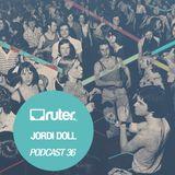 Ruter Podcast 36// Jordi Doll