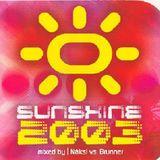 Náksi vs Brunner – Sunshine 2003