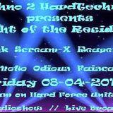Techno 2 Hardtechno 04/2016