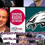 Ravens Monday Night QB Presented By Fanspeak.com w/ special guest Brian Bower