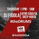 #theDRUMS: @DJFIDDLA @IamMrSilk @theDrumsUk 02.03.2017 11pm-1am