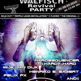 Live Vinyl-Set@WALFISCH Revival Party (08.03.2019)