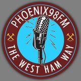 The West Ham Way - show 63 - Thu 16 Nov 2017