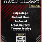 Granchio Frutti - Live warm up mix at Underground Music Therapy, Bridge 2015.12.09.