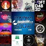 DEEPINSIDE RADIO SHOW 107 (Soledrifter Artist of the week)