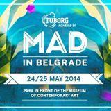 Free Lab Radio - Mad in Belgrade on ResonanceFM
