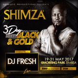 Dj Fresh live from Shimza's 3DayParty