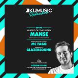 Kumusic Radioshow Ep.198 - Guest of the week: Manse