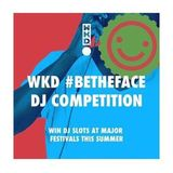 WKD - #BeTheFace - The Packet