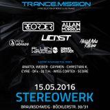 Live DjSet Allen Watts b2b Alessandra Roncone @Trance38 meets Trance.Mission