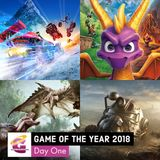 Game of the Year 2018: Day One