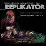 DJ REPLIKATOR - CXB7 RADIO 423