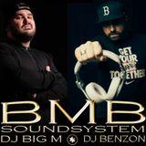 BMB SOUNDSYSTEM aka DJ BIG M & DJ BENZON - The Mixtape Vol.2