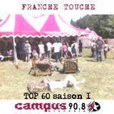Franche Touche TOP 60 3/4 - RADIO CAMPUS GRENOBLE 90.8