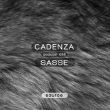 Cadenza Podcast | 098 - Sasse (Source)