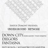 EXTRACTO DJ SET INTI KUNZA & A.VILLANUEVA EN @UNDERGROUND NETWORK