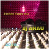 dj AHAU - Techno house mix 2015