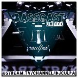 BASSCAST live (USTREAM 09/11/14)