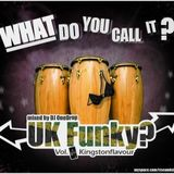 What You Call It - UK Funky 3 - Kingstonflavour