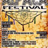 Alpaca Festival 2015 - De ElectroCumbia a Indiatrónica