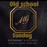 Old School Sunday By Samad Idas