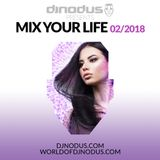 MYL-02-2018 mixed by Djnodus