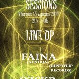 OZCKR @ GLOBAL TRANCE MUSIC SESSIONS 15.08.2014