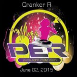 Cranker R @ Pure Edm Radio June 02, 2015.
