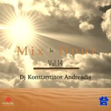 Mix In Hour vol 14 - Greek Non Stop - Dj Konstantinos Andreadis