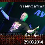 DJ NEGATIVE - U-RUN FESTIVAL 2014 LIVE MIX