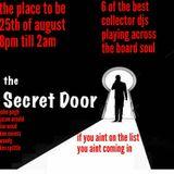 Secret Door August 2018