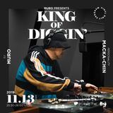 MURO presents KING OF DIGGIN' 2019.11.13 『DIGGIN' Nu Disco 2019』