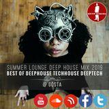 Summer Lounge Deep House Mix 2019 - Best of Deephouse - Tech House - Deep Tech Mixed by GÖSTA.