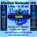 AfterDarkRadio UK, Saturday Weekender Special with FLavRjay. Jungle/D'n'B Vinyl selection Old'n'New