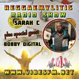 Reggaemylitis Radio Show ft Special Guest interview with Bobby Digital
