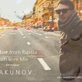 Vakunov – October from Russia with love Mix  15.10.2017