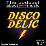 Discodelic By Revan Fernandez #01