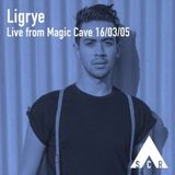 Ligrye - Live from the Magic Cave