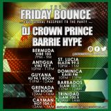 FRIDAY BOUNCE RADIO SHOW (AIRED 27 SEPT)