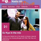 BBC Asian Network Live Valentines Mix