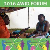 """Allo AWID ? Emission de radio """"genre et justice climatique"""", Forum AWID 2016 (Brésil)"""