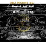Massive B [Bobby Konders & Jabba] - On The Reggae Tip Mix - WQHT Hot97 - July 2 2000