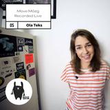 Ola Teks live set @ Move Mózg #23 @ Barka