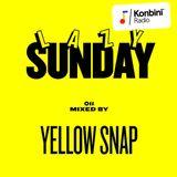Konbini Radio present Lazy Sunday Mix by Yellow Snap